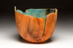 Large Textured Bowl